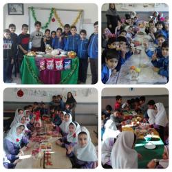 مجموعه عکس از جشن یلدا